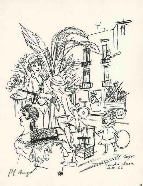 Philippe Henri Noyer - SANTA CLARA auf CUBA 1962 Handsignierte Druckgraphik auf BÜTTEN kopen? Bied vanaf 35!