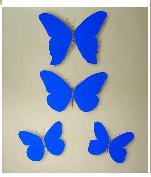 Jiri Kolar - Schmetterlinge Farboffsett-Lithografie 1968. kopen? Bied vanaf 50!