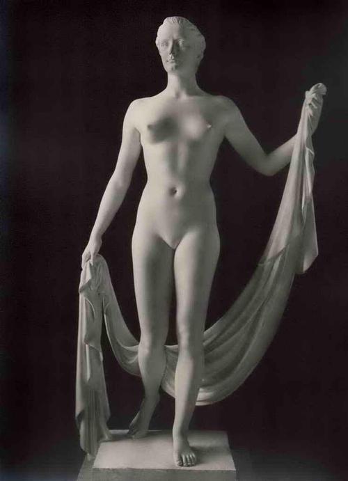 Charlotte Rohrbach - SCHREITENDE - Arno BREKER - 1944 OriginalBromSilberAbzug 30 x 40 cm VINTAGE kopen? Bied vanaf 190!