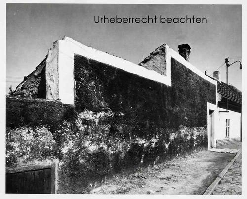 Josef Prosek - SCHWARZE MAUER - Original Silbergelatine-Abzug des Fotographen der TSCHECHISCHEN AVANGARDE kopen? Bied vanaf 65!