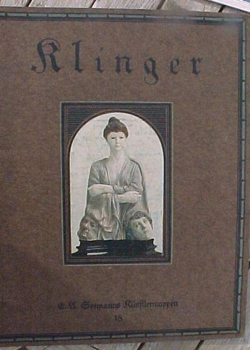 Max Klinger - Seemanns Künstlermappe, Nr.18, 1920 kopen? Bied vanaf 20!