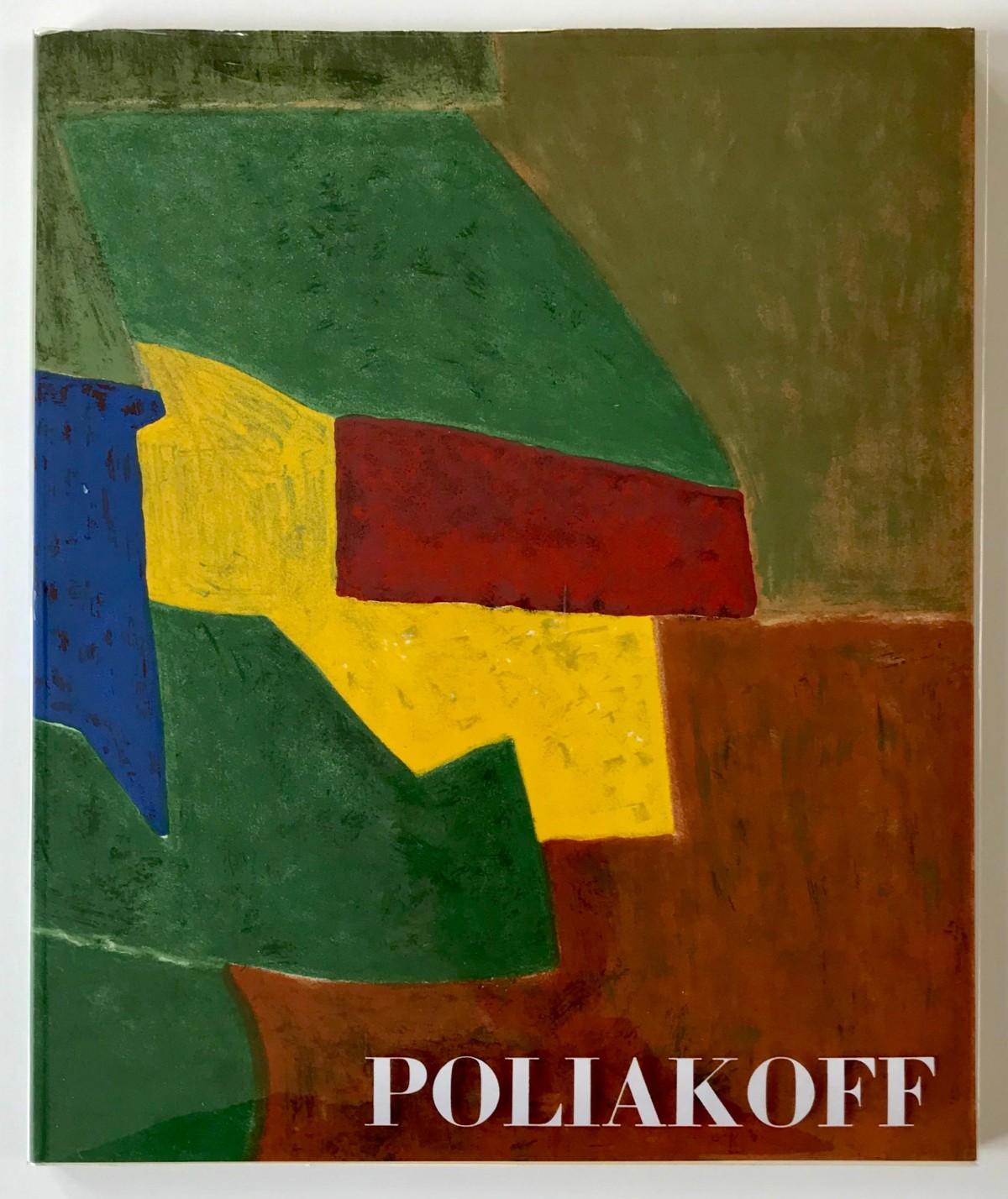 Serge Poliakoff - SERGE POLIAKOFF: 6 ORIGINAL-FARBLITHOGRAPHIEN DINA VIERNY 1970 MOURLOT SELTEN! kopen? Bied vanaf 480!