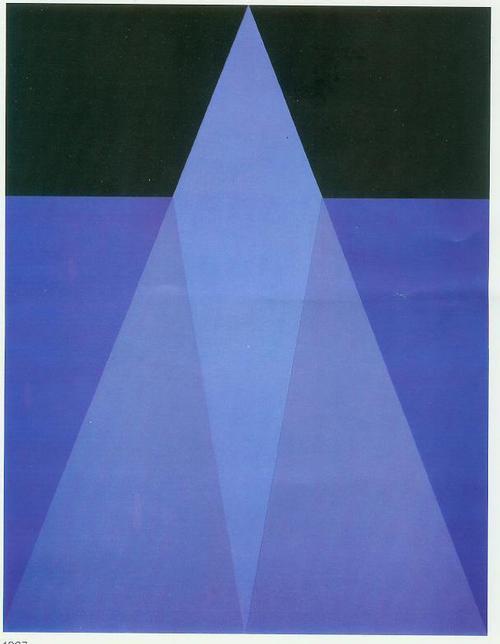 Fritz Ruoff - Serigrafie, 1967, 4 Farben, signiert, 40 x 33 cm, Blatt 65 x 50 cm kopen? Bied vanaf 200!