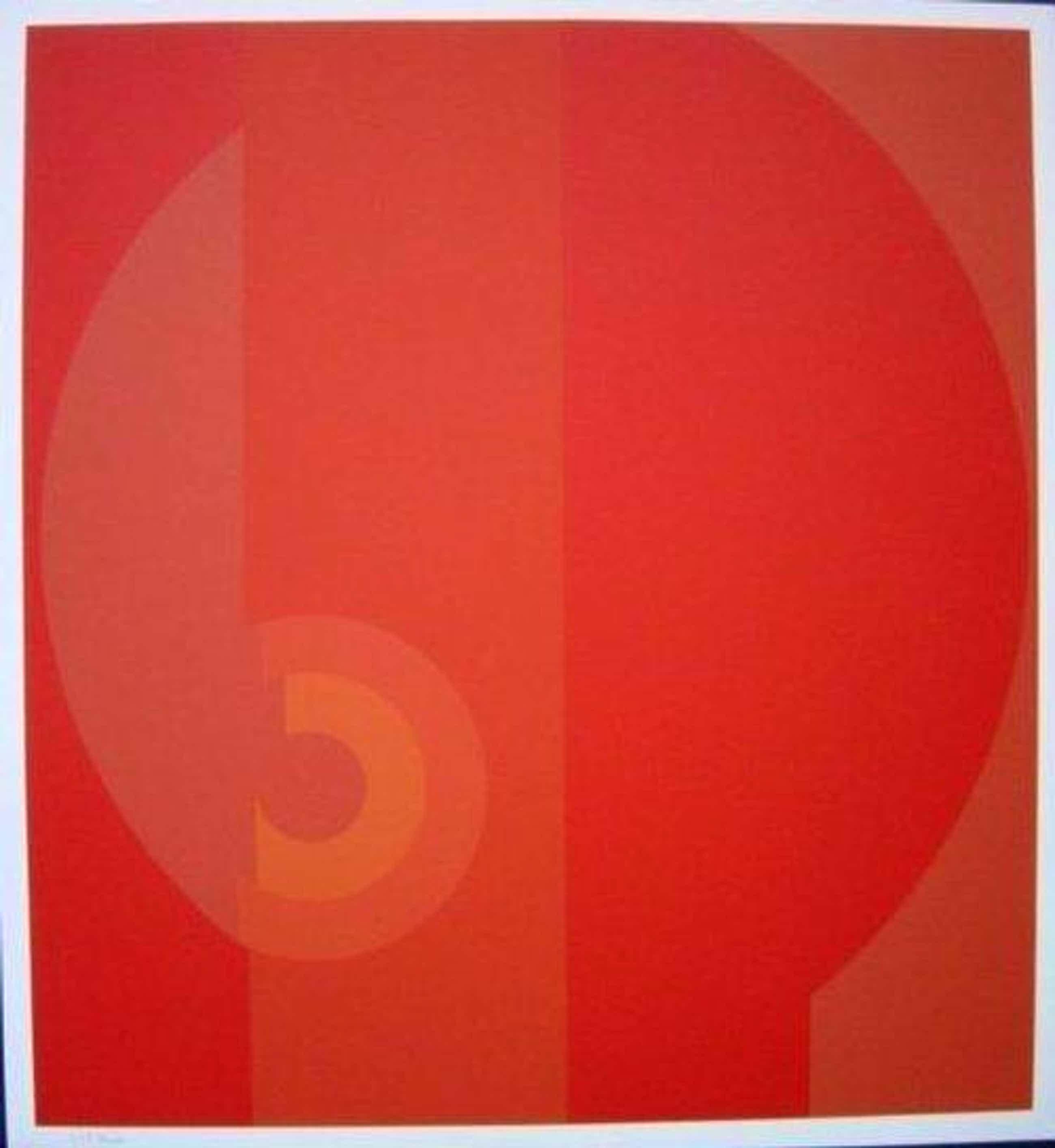 Gerlinde Beck - Serigrafie, 1969, 14/60, signiert kopen? Bied vanaf 120!