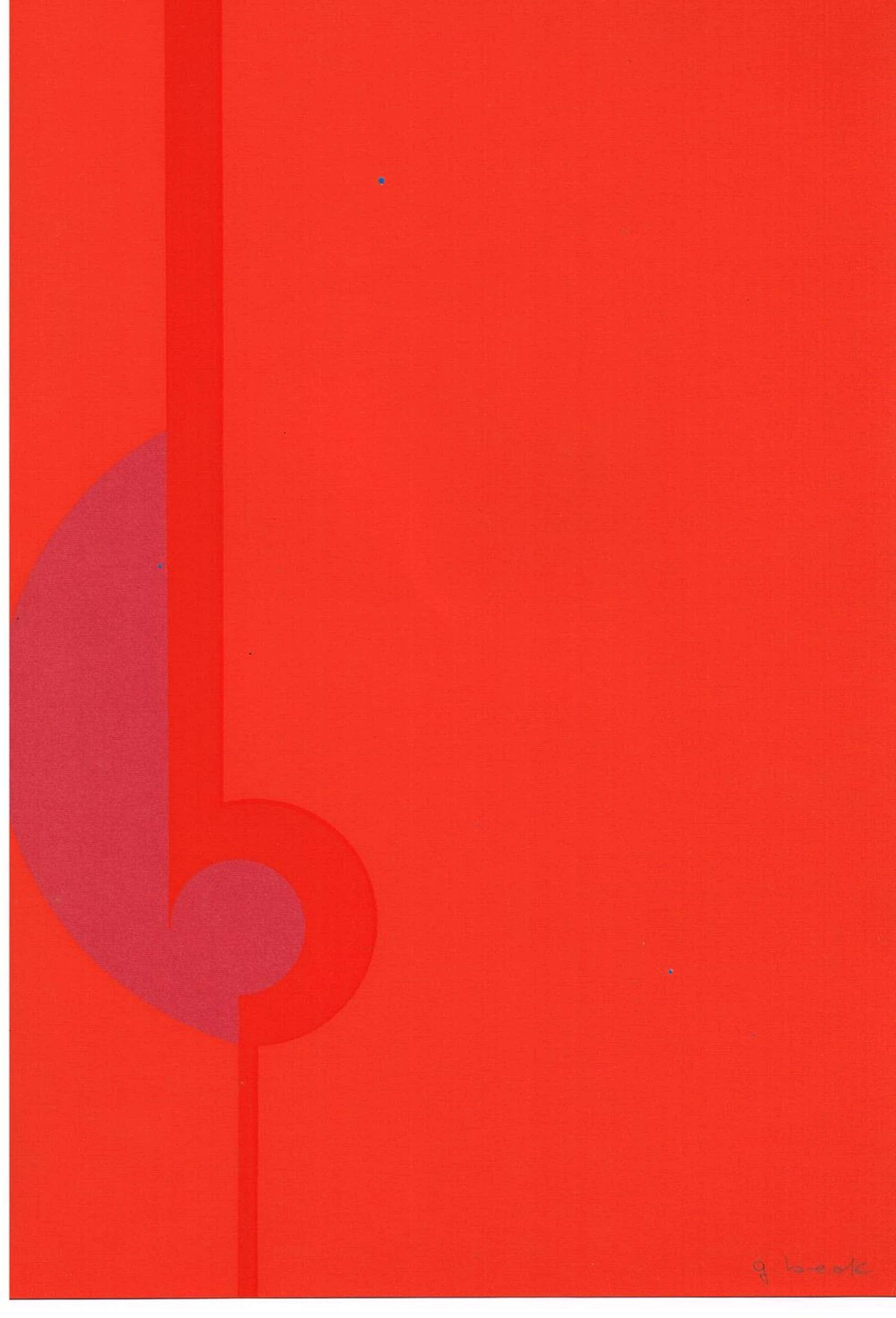 Gerlinde Beck - Serigrafie, 1970 kopen? Bied vanaf 80!