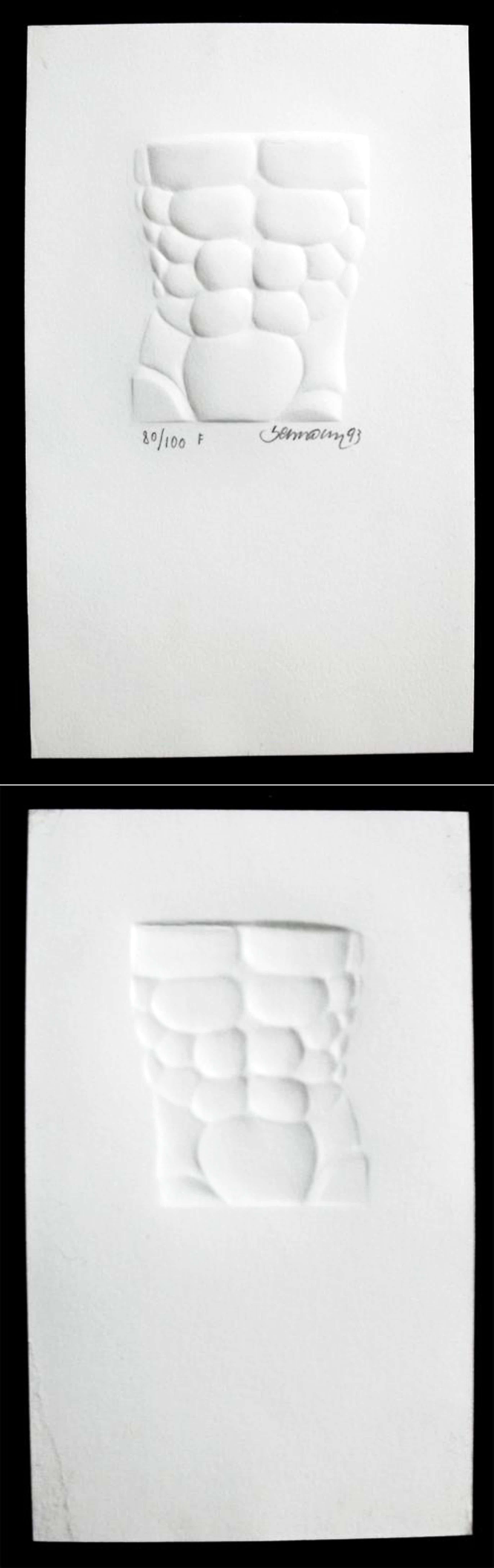 Miguel Berrocal - Signierter Prägedruck, 1993. kopen? Bied vanaf 60!