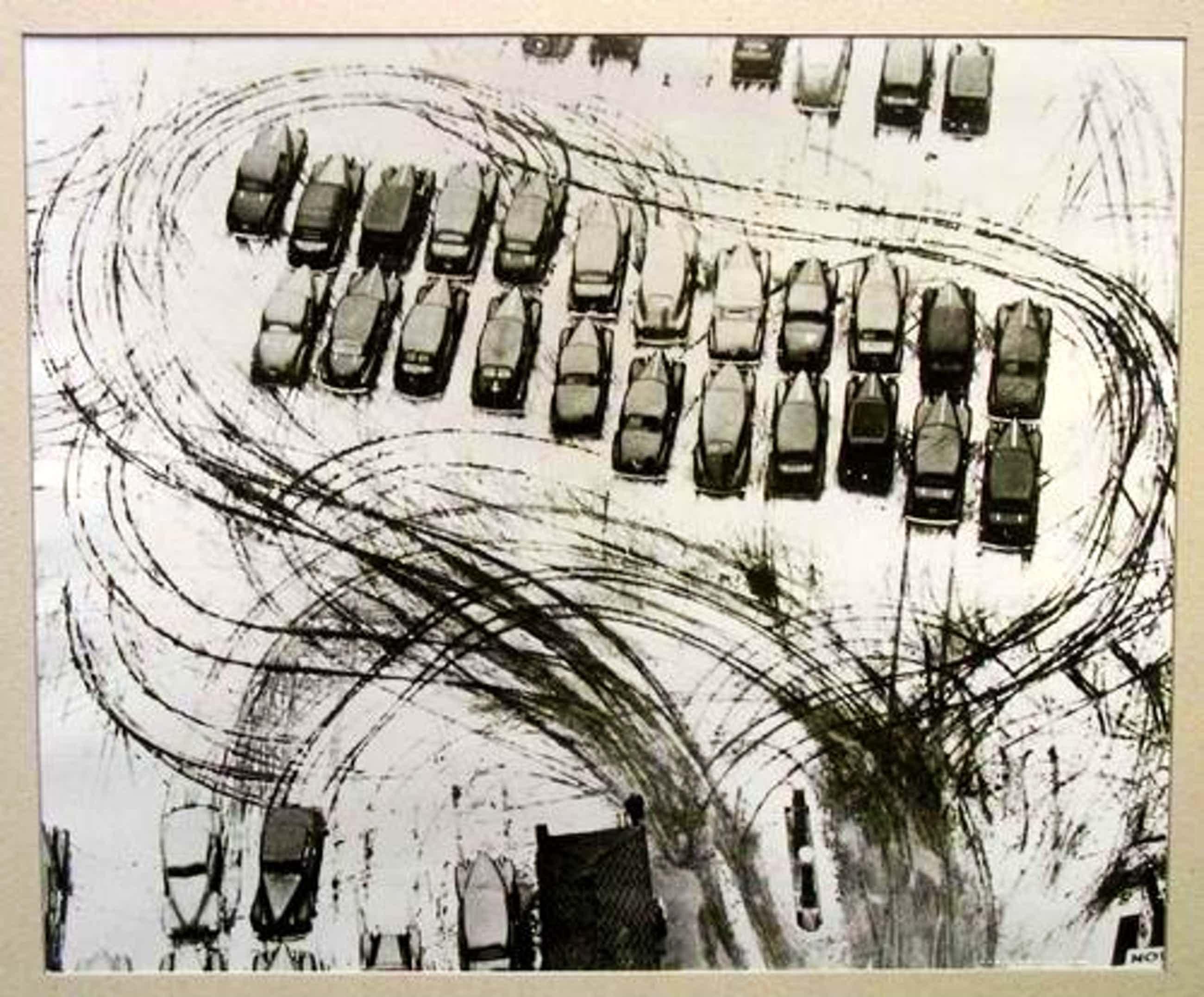 Laszlo Moholy-Nagy - Parking in winter, Chicago kopen? Bied vanaf 2800!