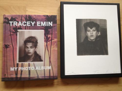 Tracey Emin - Sixteen - Glicée Print - 35/100- vergriffen - mit signiertem Buch in Box kopen? Bied vanaf 1400!