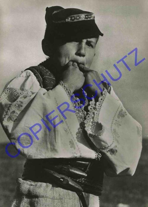 Karel Plicka - SO PFEIFTE ICH - 1955 - OriginalFotographie d.bedeutenden Fotographen der TSCHECHISCHEN MODERNE 1955 kopen? Bied vanaf 90!