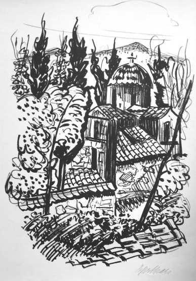Eylert Spars - - SOTER in ATHEN - handsignierte OriginalLithographie des HAMBURGer Mitgliedes der GRIFFELKUNST kopen? Bied vanaf 35!
