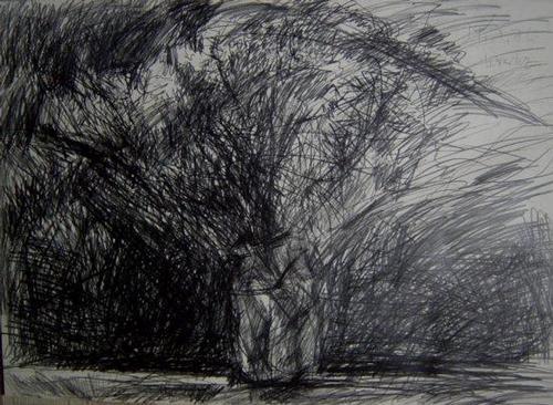 Willi Wernz - Stilleben, Große Zeichnung, Bleistift / Papier, 70 x 100 cm, signiert und datiert 14.7.76 kopen? Bied vanaf 850!