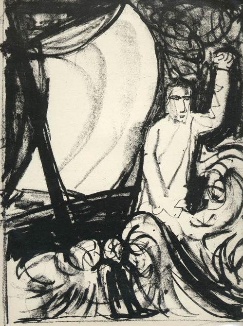 Otto Dix - STILLUNG des STURMES OriginalLithographie (Handabzug) d.ENTARTETEN DADAisten der DRESDENer SEZESSION kopen? Bied vanaf 53!