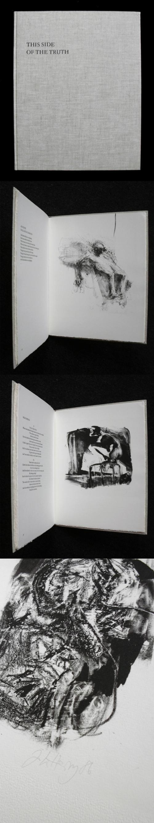 Johannes Heisig - This Side of the Truth. 10 signierte Orig.-Lithographien, 1987. kopen? Bied vanaf 380!