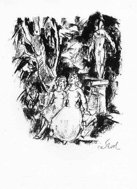 Rudolf Koch - TOR und TOD - Original-Lithographie des BRAUNSCHWEIGer Künstlers - handsigniert 1975 kopen? Bied vanaf 32!