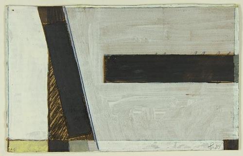 Heinrich Siepmann - UNIKAT - Original-Malerei auf Wellpappe von 1989, monogramiert und datiert kopen? Bied vanaf 750!