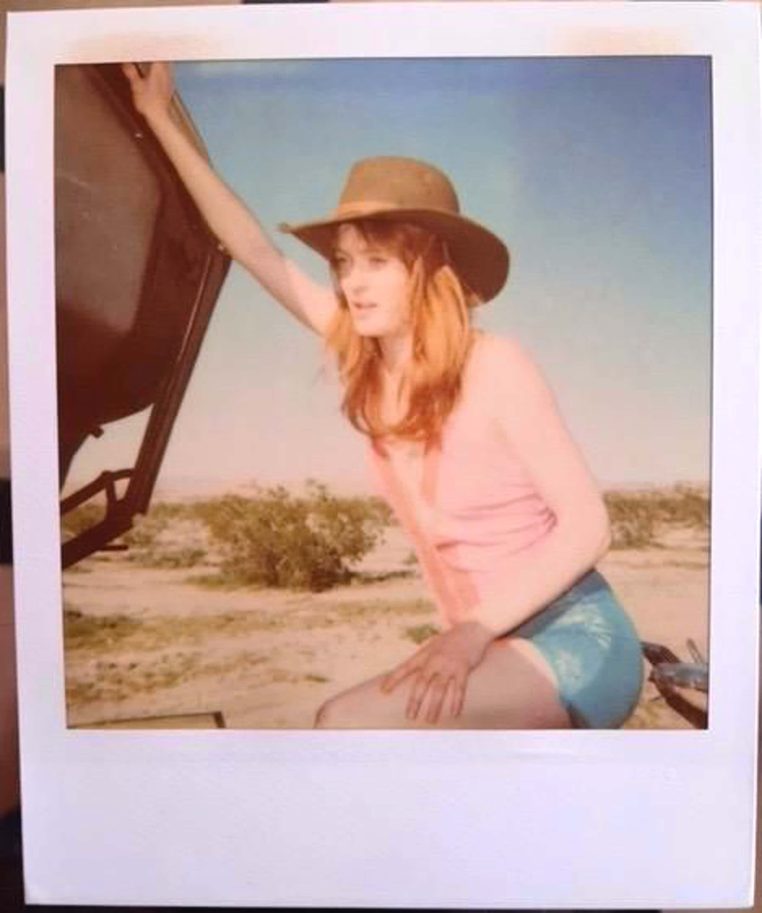 """Stefanie Schneider - Unikat / Polaroid 1/1 """"Untitled"""" von 2005 kopen? Bied vanaf 600!"""