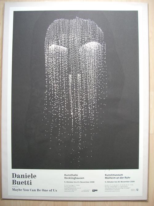 Daniele Buetti - VERONIQUE - handsigniertes Plakat von 2008 kopen? Bied vanaf 95!