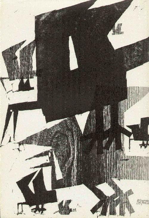 Werner Hofmann - - VÖGEL - Handsignierter OriginalHolzschnitt des SCHWEIZer JOYCE & FAULKNER-Illustratoren kopen? Bied vanaf 42!