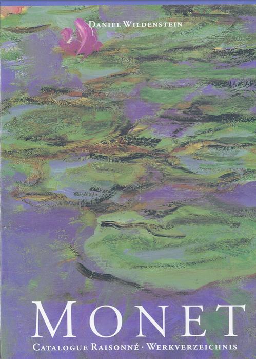 Claude Monet - Werkverzeichnis, 4 Bände kopen? Bied vanaf 250!