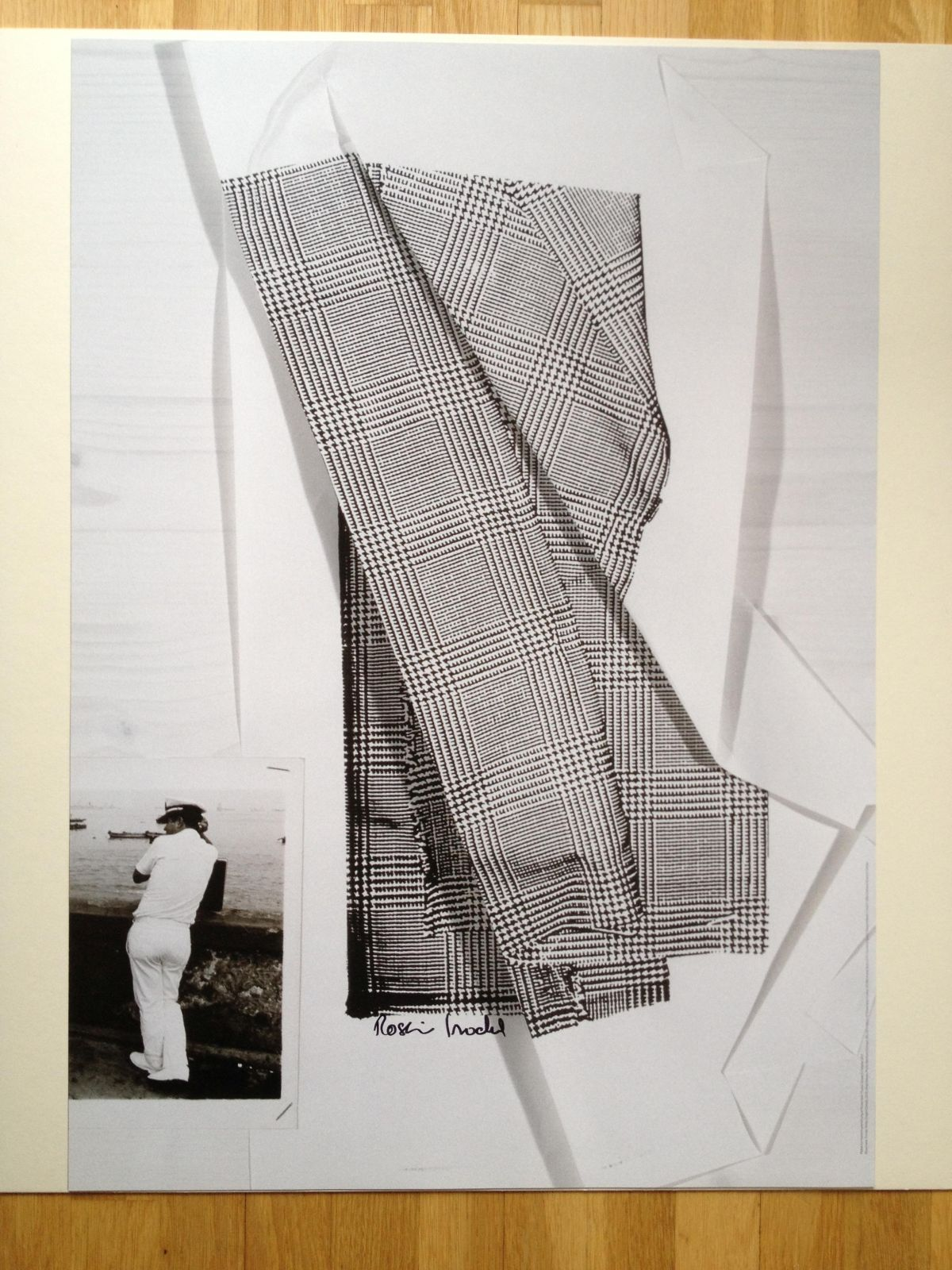 Rosemarie Trockel - White Origami (Detail), 2008, Offsetlithografie kopen? Bied vanaf 200!