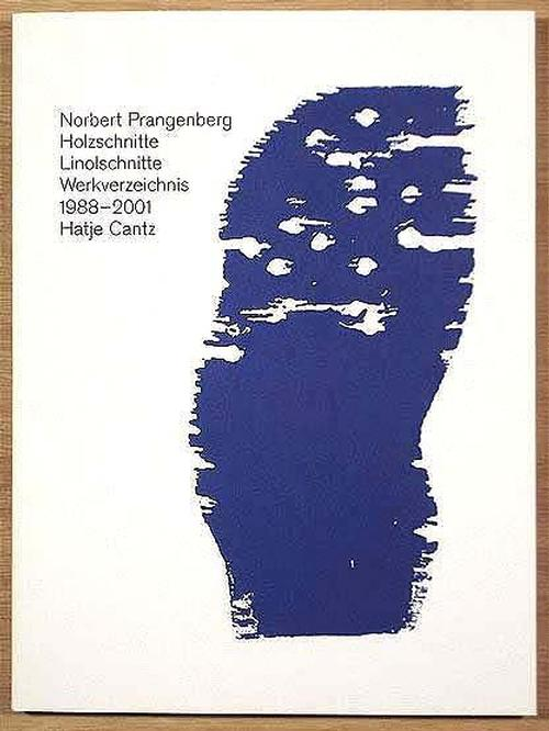 Norbert Prangenberg - WICHTIGES WERKVERZEICHNIS DES FRÜH VERSTORBENEN KÜNSTLERS Graphik 1988-2001 KLARE FORMENSPRACHE ! kopen? Bied vanaf 19!
