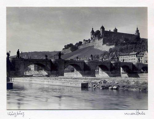 Max Baur - WÜRZBURG - handsignierte OriginalFotographie des MEISTERs der photographischen MODERNE (BAUHAUS) kopen? Bied vanaf 45!