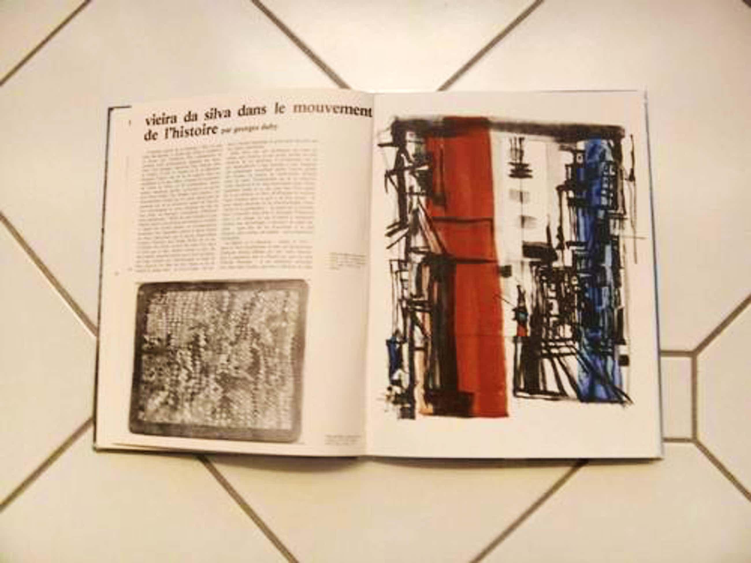Maria Elena Vieira da Silva - XXe Siecle Panorama 77 ART TOTAL II XLVIII kopen? Bied vanaf 120!