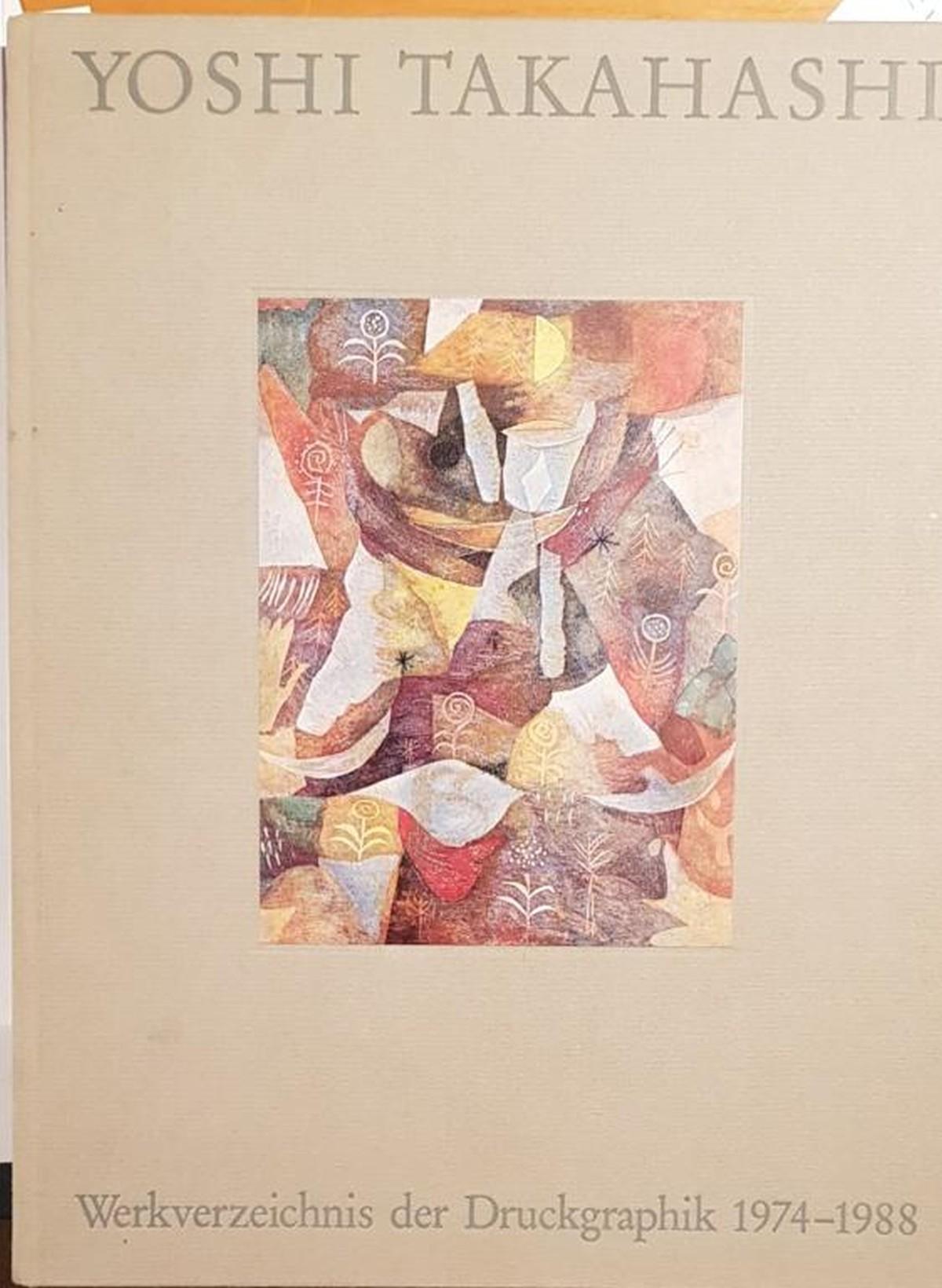 Yoshi Takahashi - Yoshi Takahashi Werksverzeichnis der Druckgraphik 1974-1988 kopen? Bied vanaf 30!