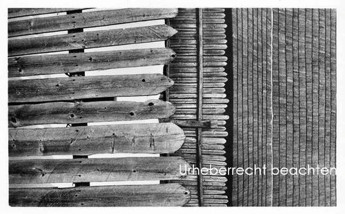 Karol Kallay - ZAUN - Original Silbergelatine-Abzug des Fotographen der TSCHECHISCHEN AVANGARDE kopen? Bied vanaf 65!