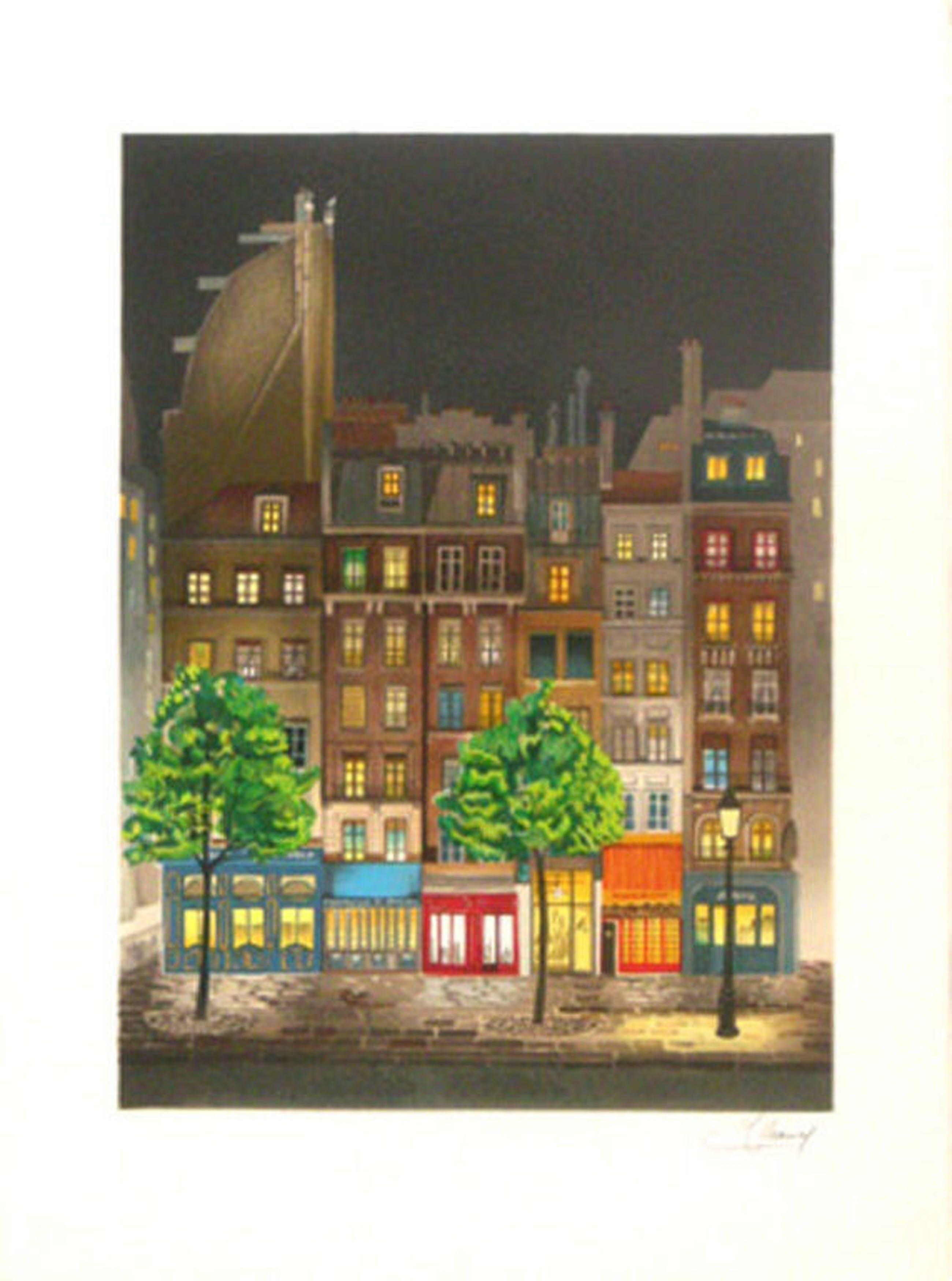 Jean Luc LECOINDRE. -Les Plantanes- Prachtig werk. Handgesigneerd/Genummerd.2015 kopen? Bied vanaf 67!