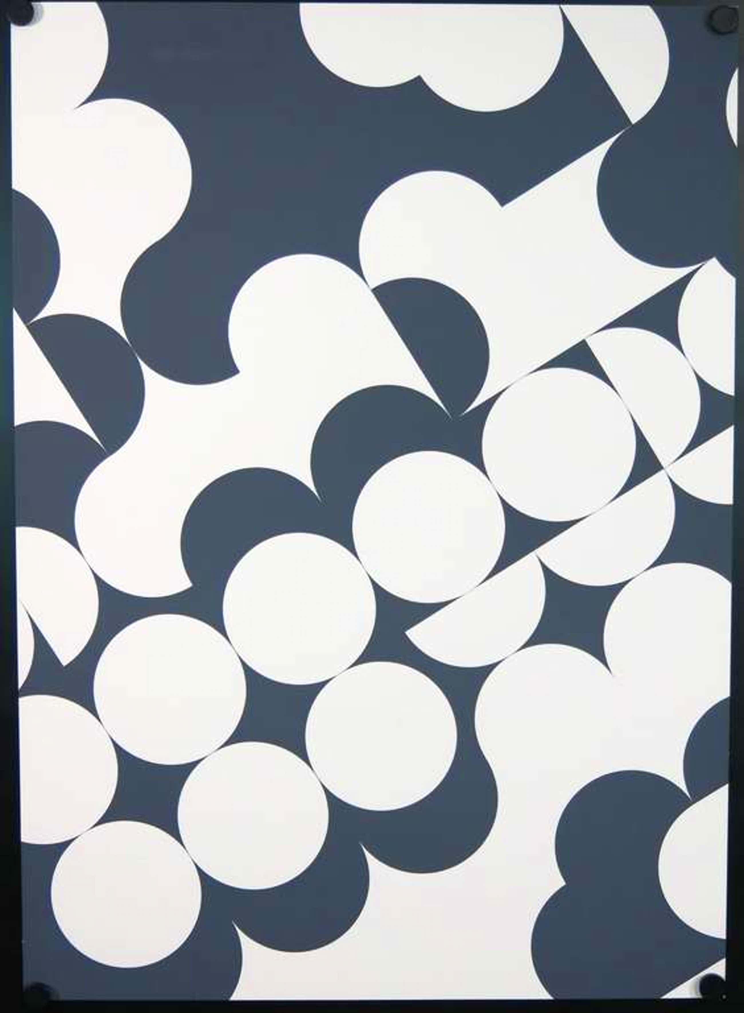 Zdenek Sykora: Zeefdruk, Geometrisch patroon kopen? Bied vanaf 60!