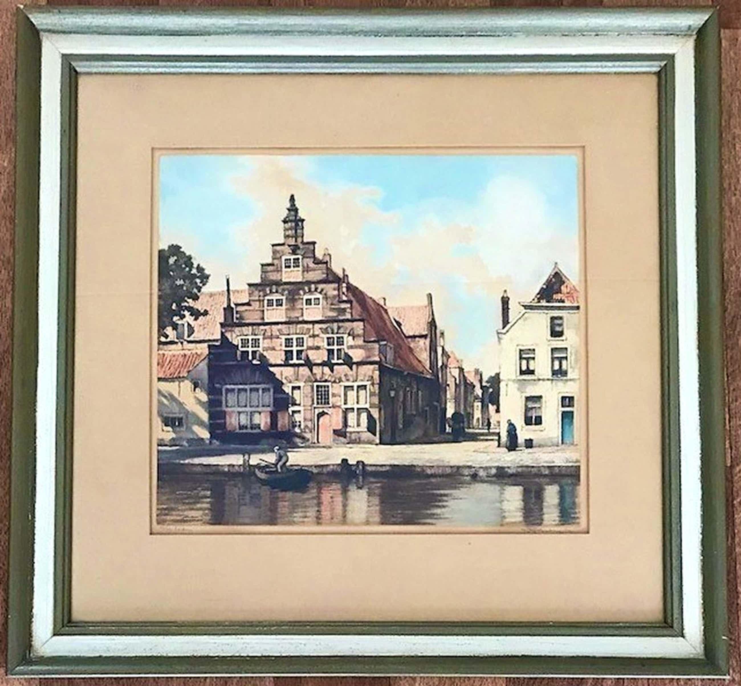 H.E. Roodenburg ets Stadstimmerhuis in Leiden kopen? Bied vanaf 50!