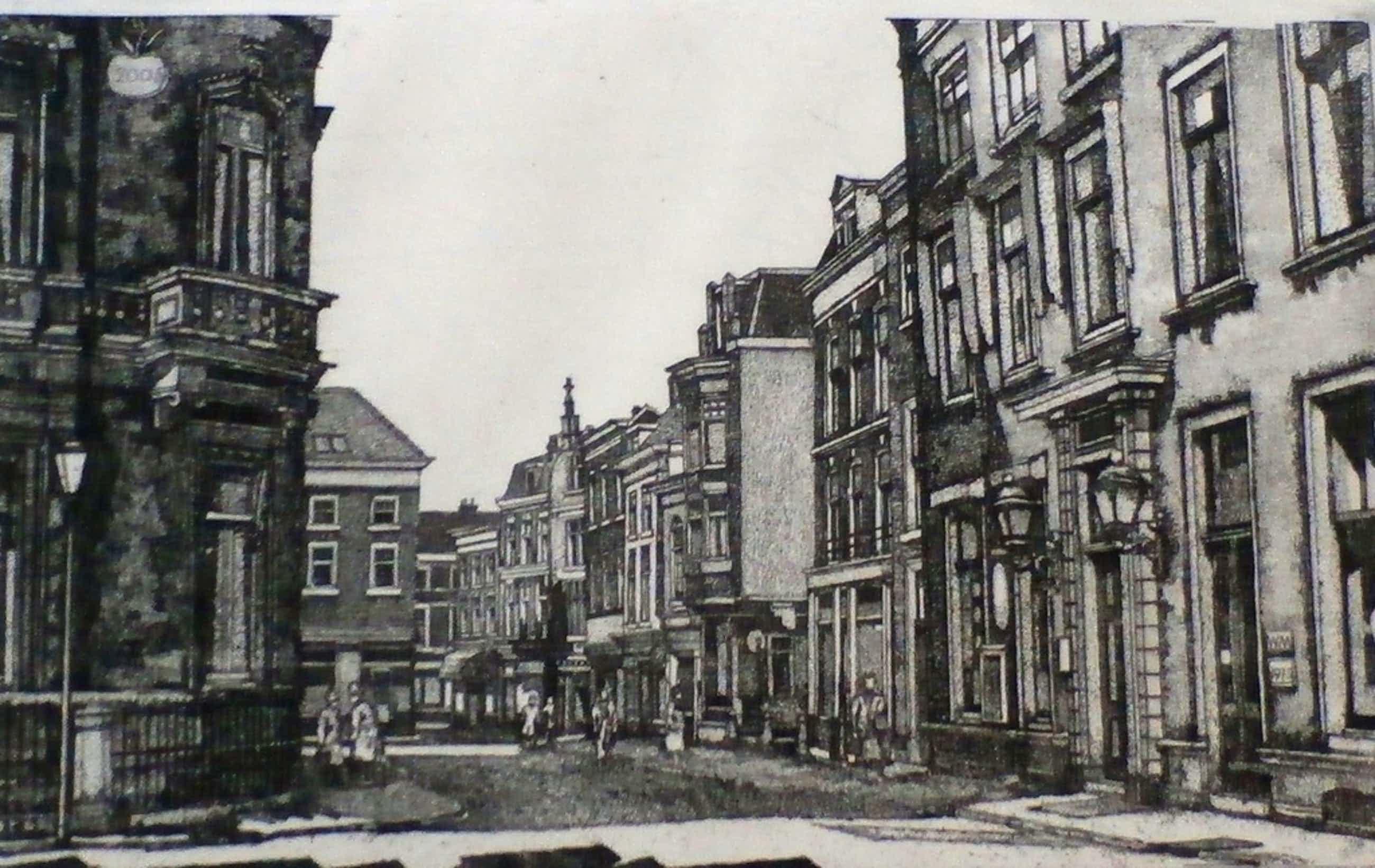 Willem Minderman - ets: ......straat  kopen? Bied vanaf 50!