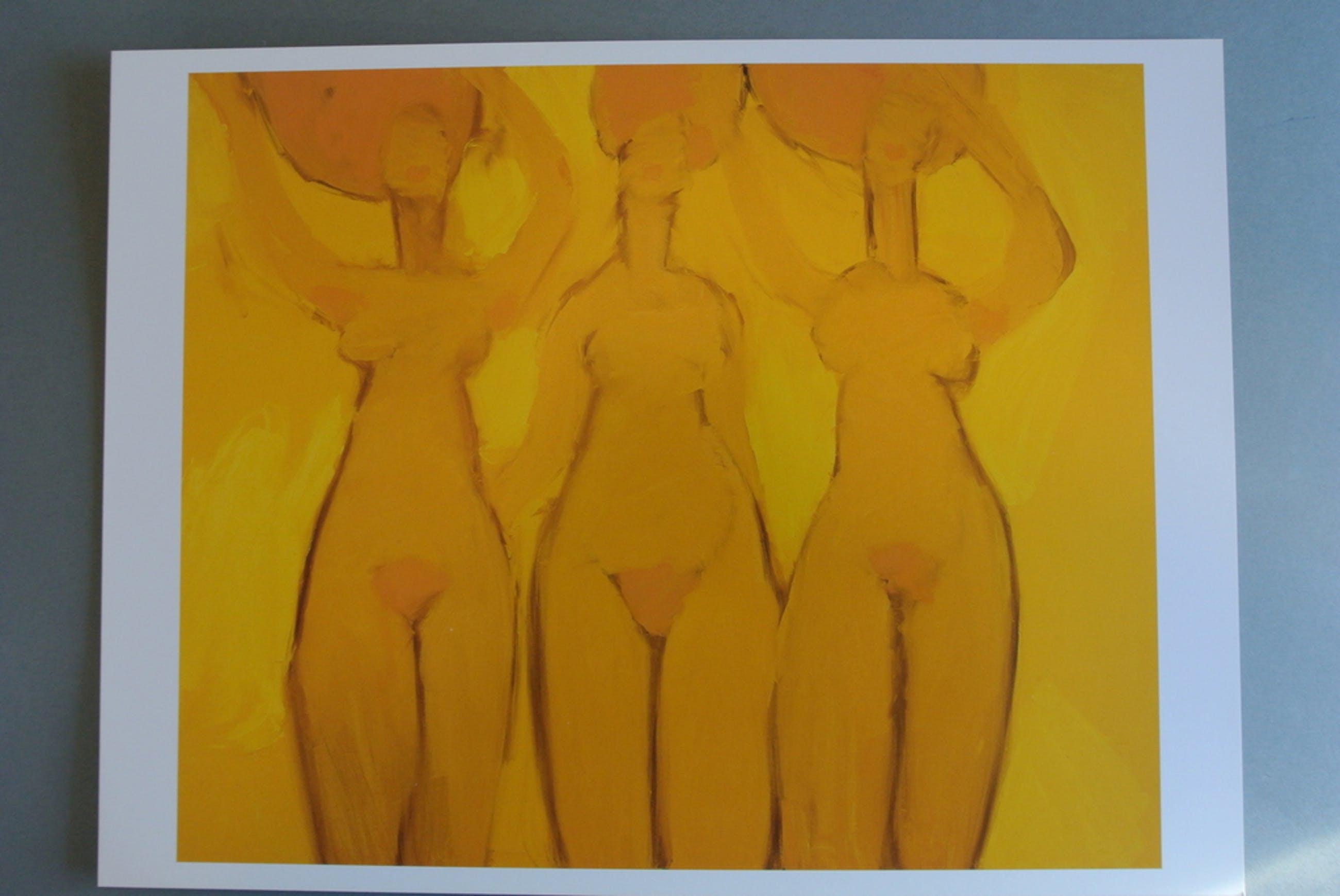 Henk Mommaas, Lithografische afbeelding van zijn werk uitgegeven door Smelik & Stokking en Pulchri 1991  kopen? Bied vanaf 1!
