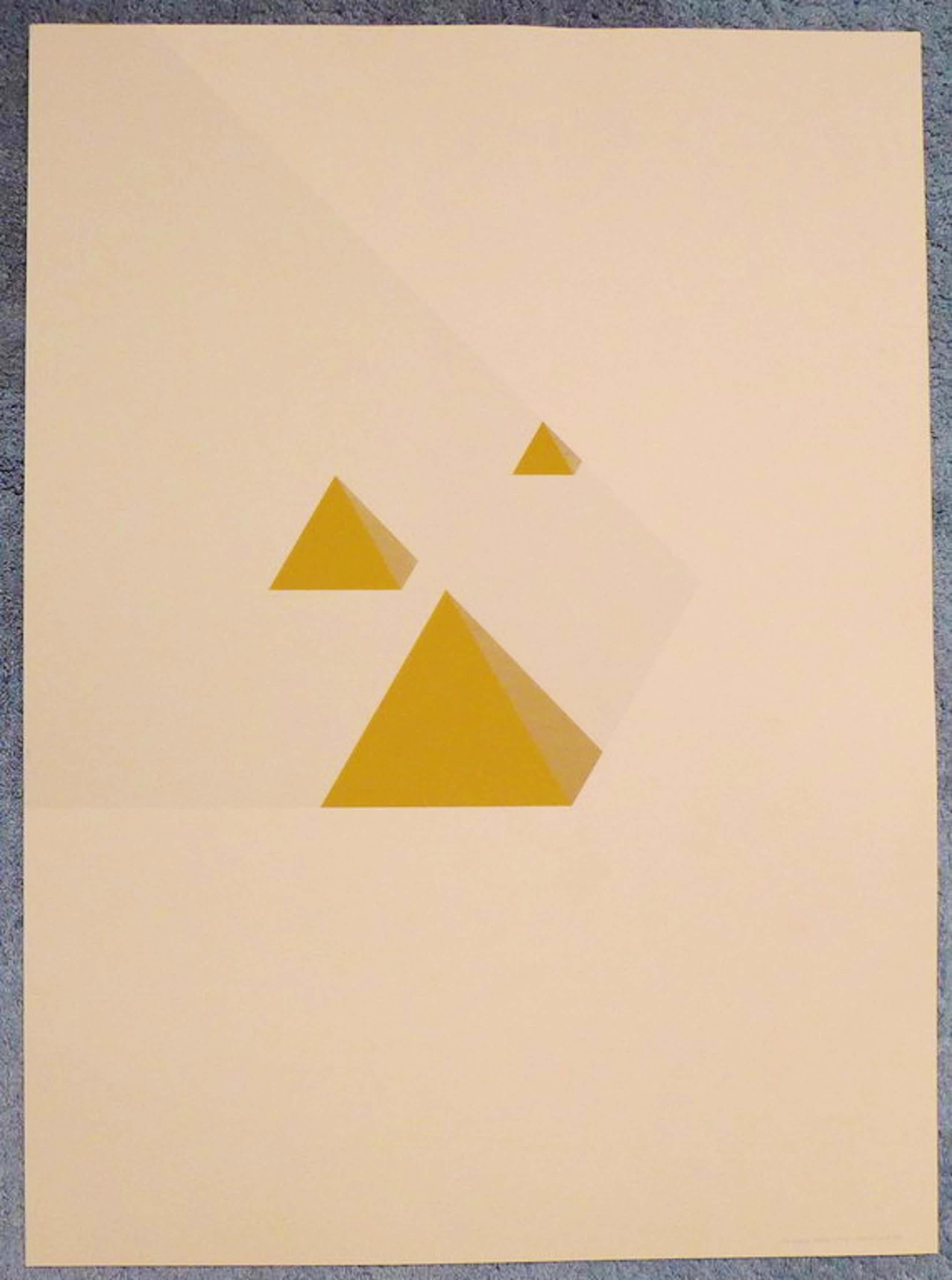 Frits Hesseling - Frits Hesseling, zeefdruk uit 1986. oplage 2/8 kopen? Bied vanaf 25!