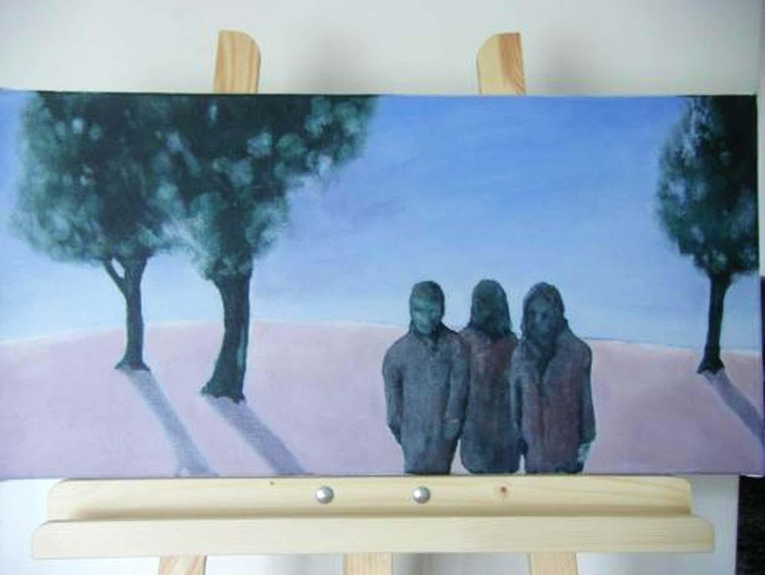 Ad van Riel, schilderij zonder titel kopen? Bied vanaf 99!