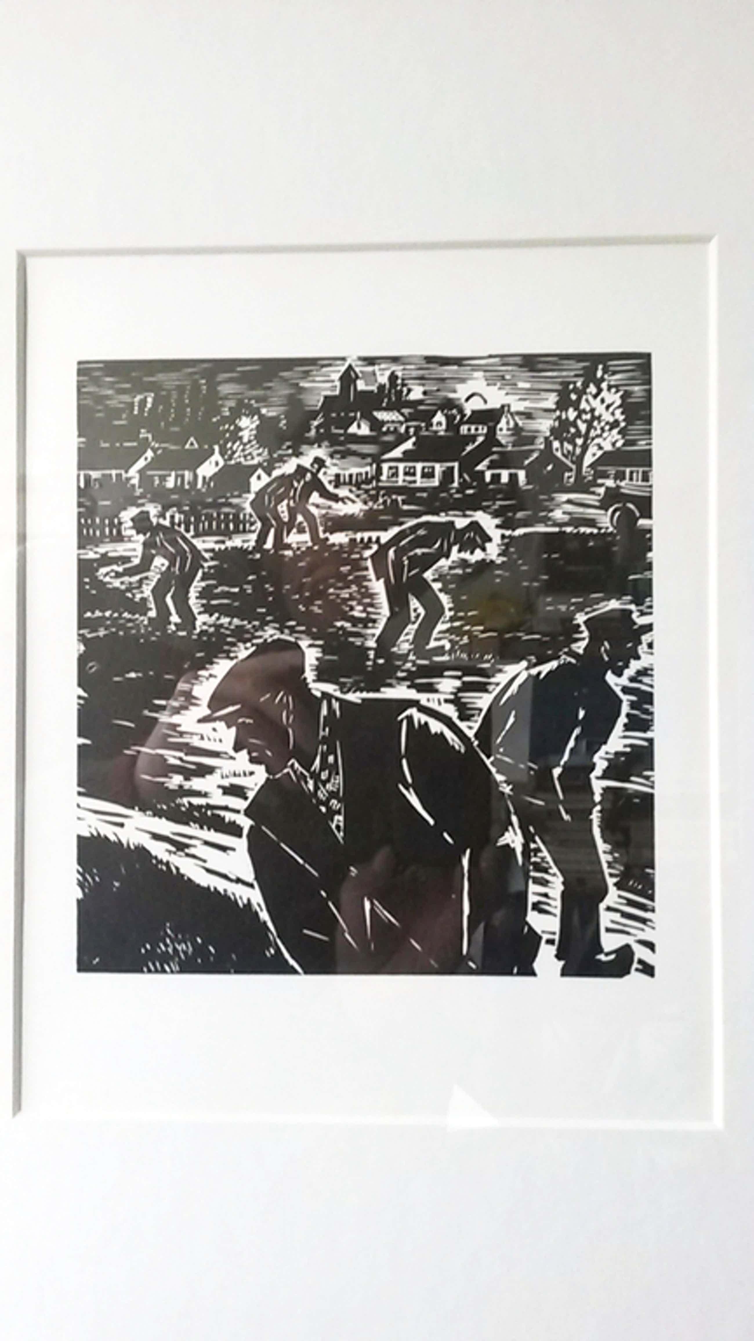 Frans Masereel, houtsnede illustratie voor Vlaschaard 1965 van Stijn Streuvels kopen? Bied vanaf 60!