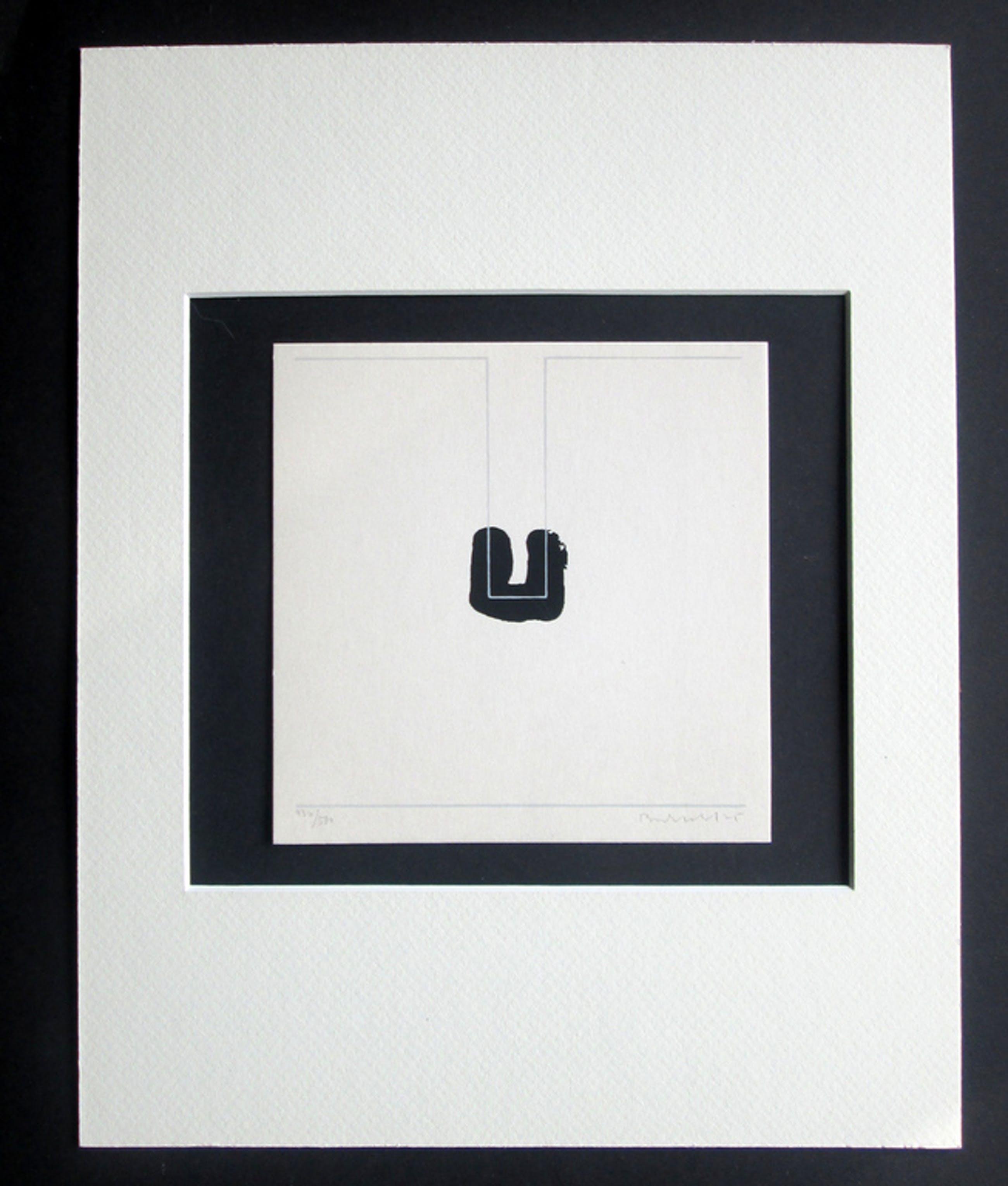 Erwin Bechtold - Komposition - handgesigneerd en genummerd kopen? Bied vanaf 25!