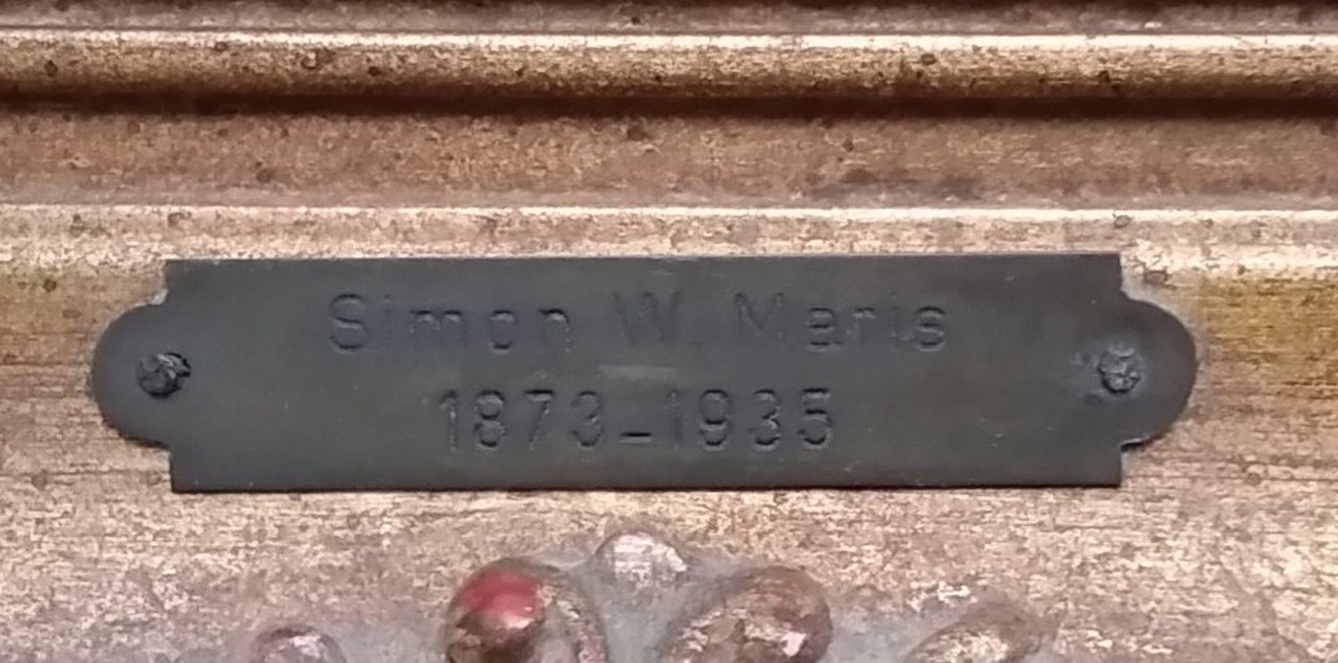 Simon willem Maris - Gemengde techniek op doek  kopen? Bied vanaf 425!