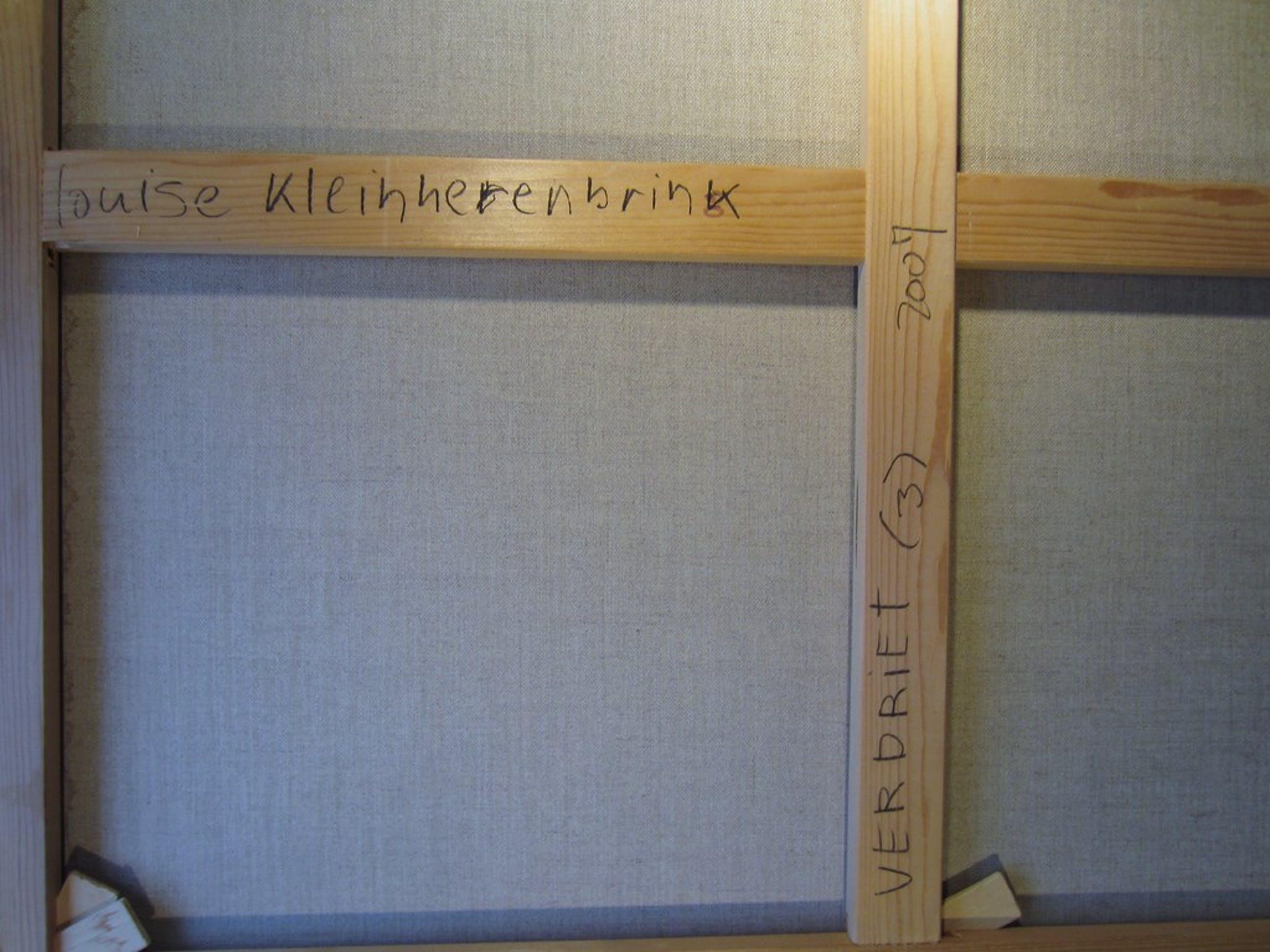Schilderij Louise Kleinherenbrink 'Verdriet'  - Blerick / Ruurlo kopen? Bied vanaf 195!