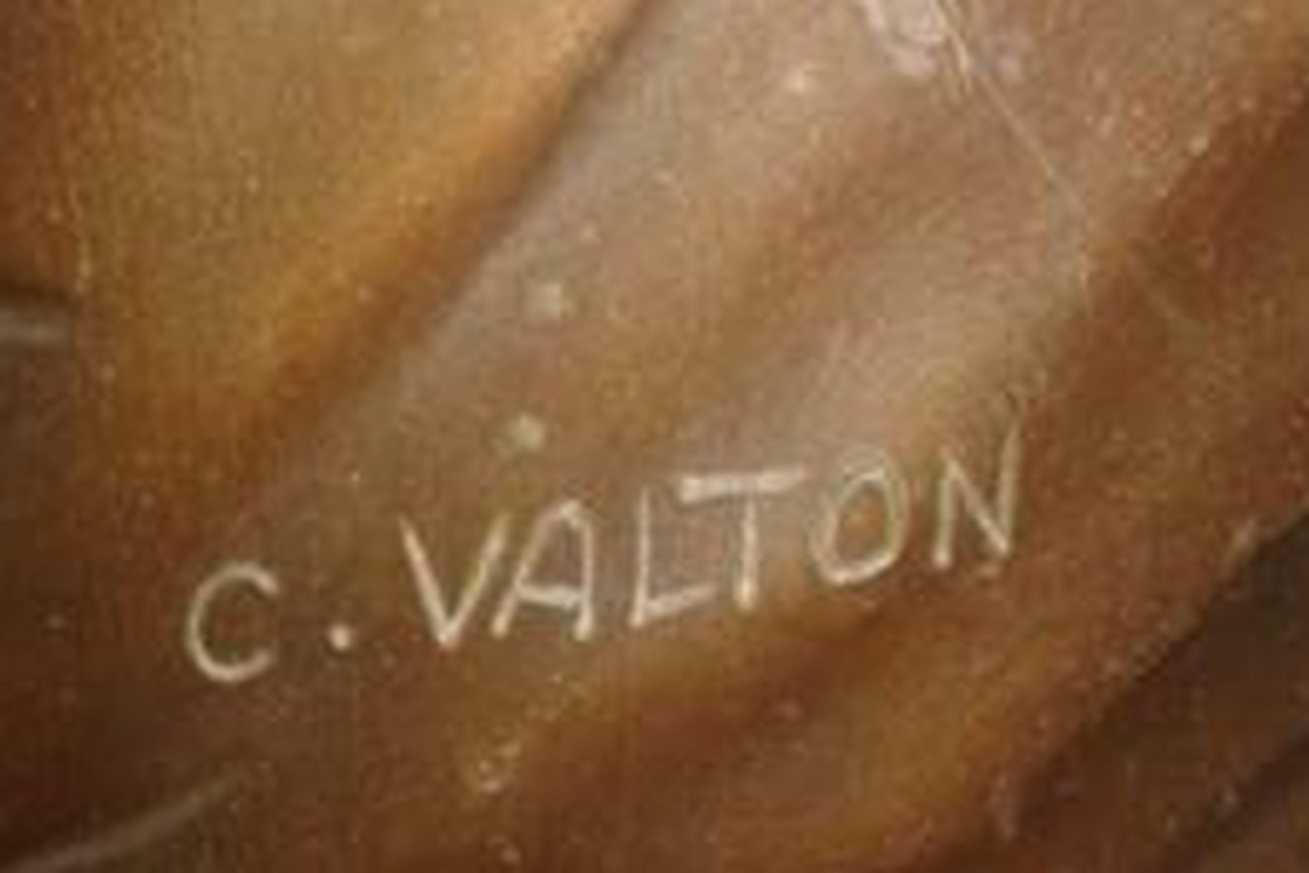Massief Bronzen Olifant van kunstenaar Carles Valton 1851-1918 kopen? Bied vanaf 3200!