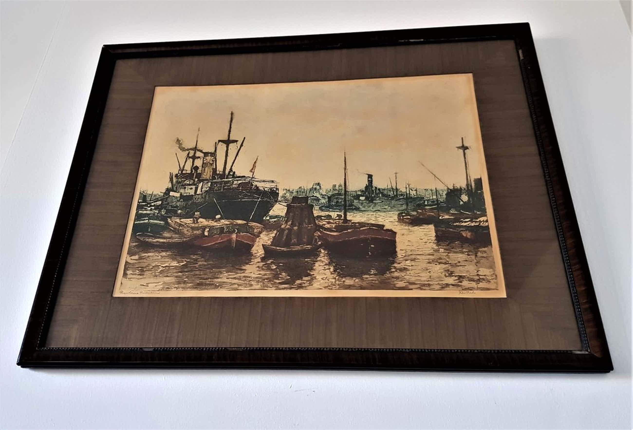 Jan Sirks - Jan Sirks (Rotterdam 1885-1938 Zeist), kopen? Bied vanaf 40!