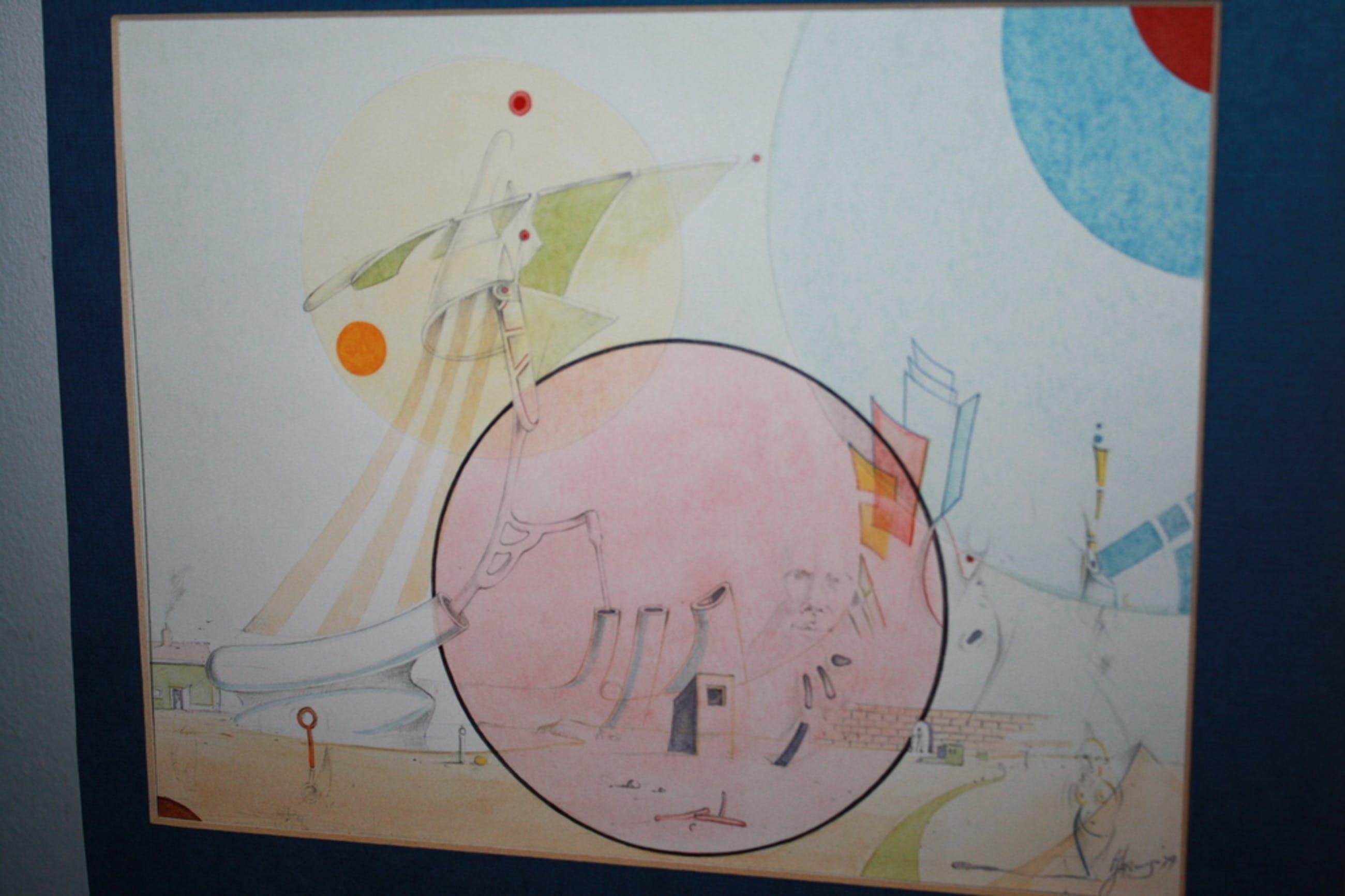 JOSEPH BRUYN - Moderne surrealist uit Utrecht kopen? Bied vanaf 39!