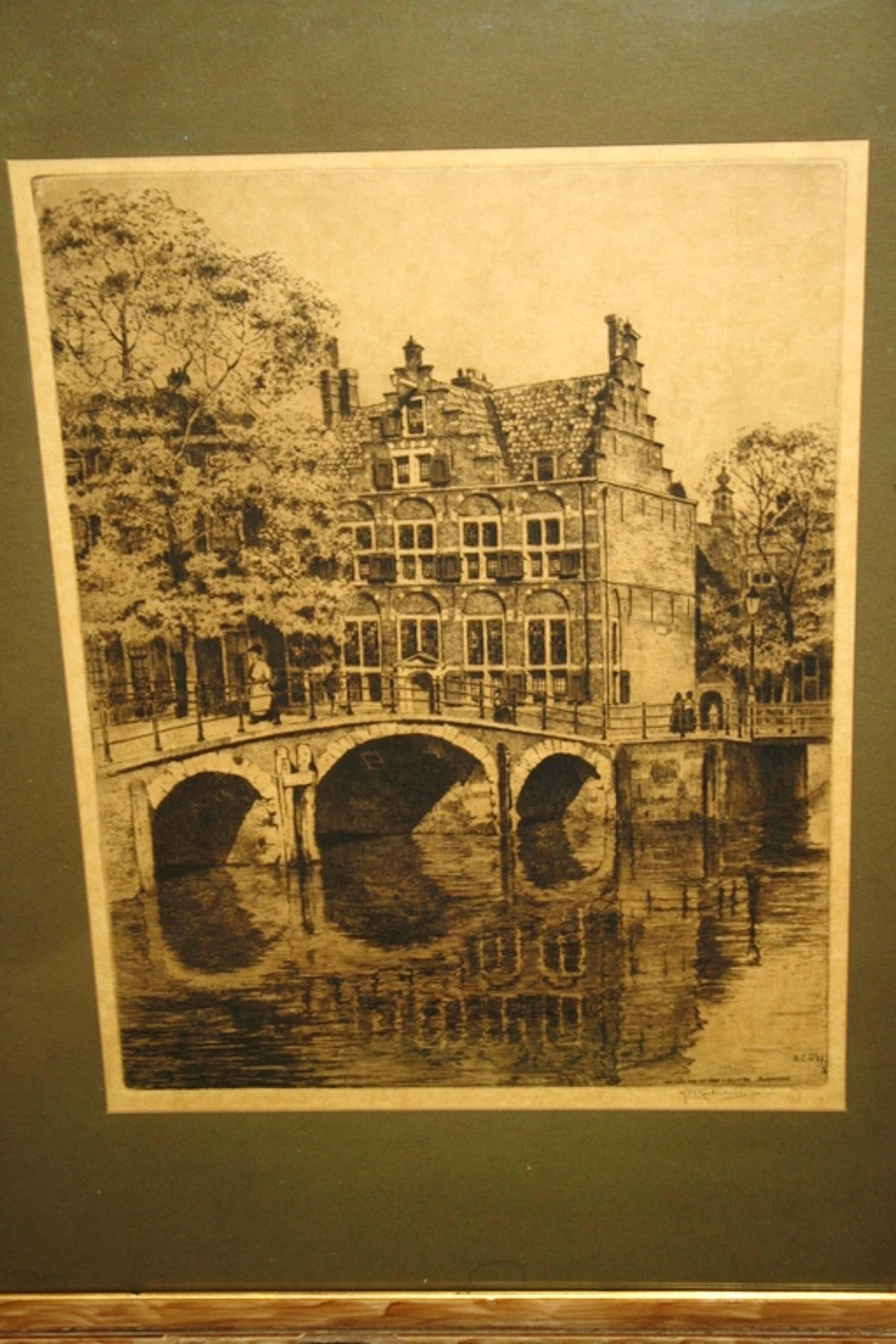 ETS AMSTERDAM 1920 door ROODENBURG kopen? Bied vanaf 55!