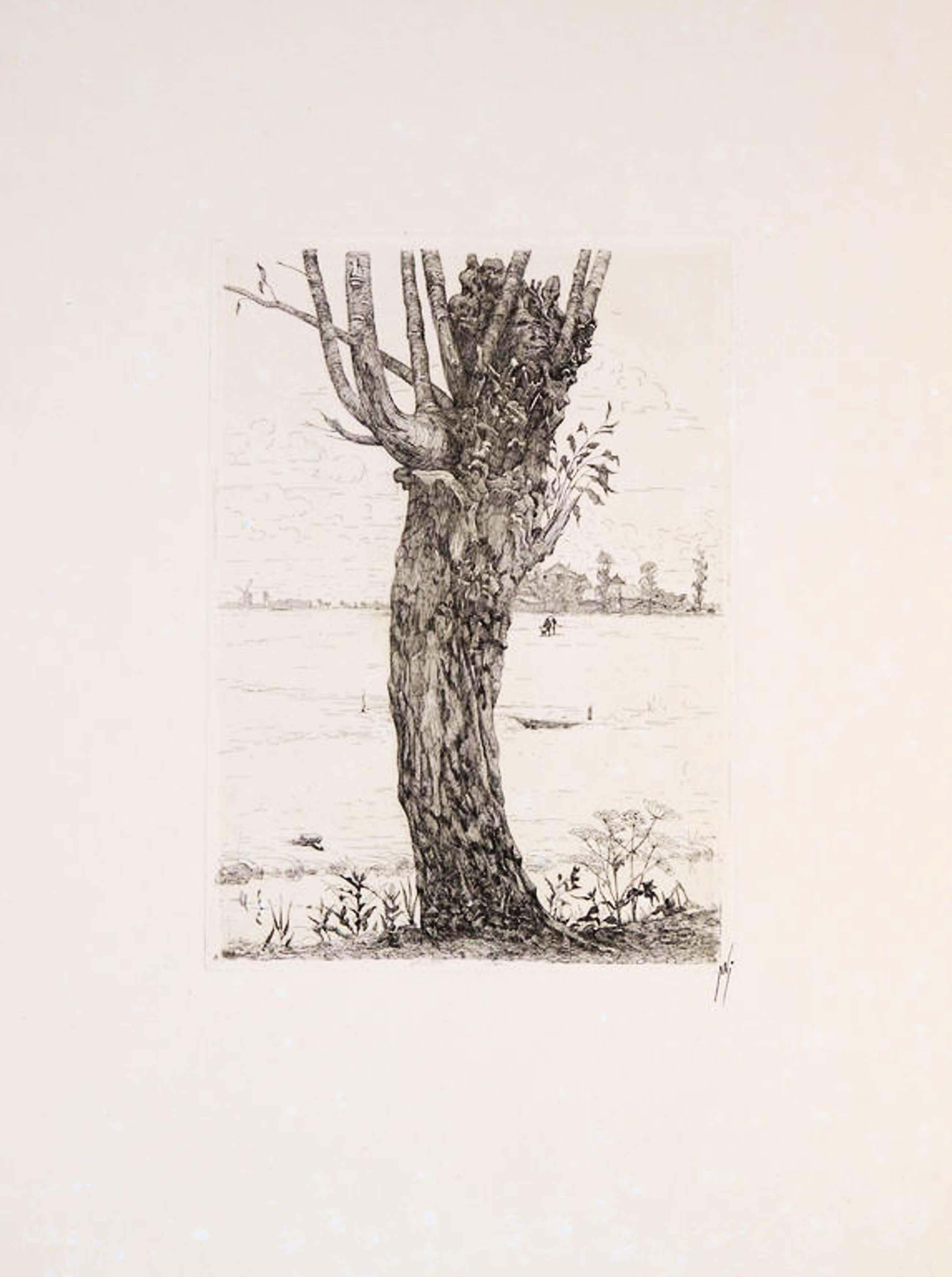 ets van Maurits Willem VAN DER VALK (1857-1935) kopen? Bied vanaf 45!