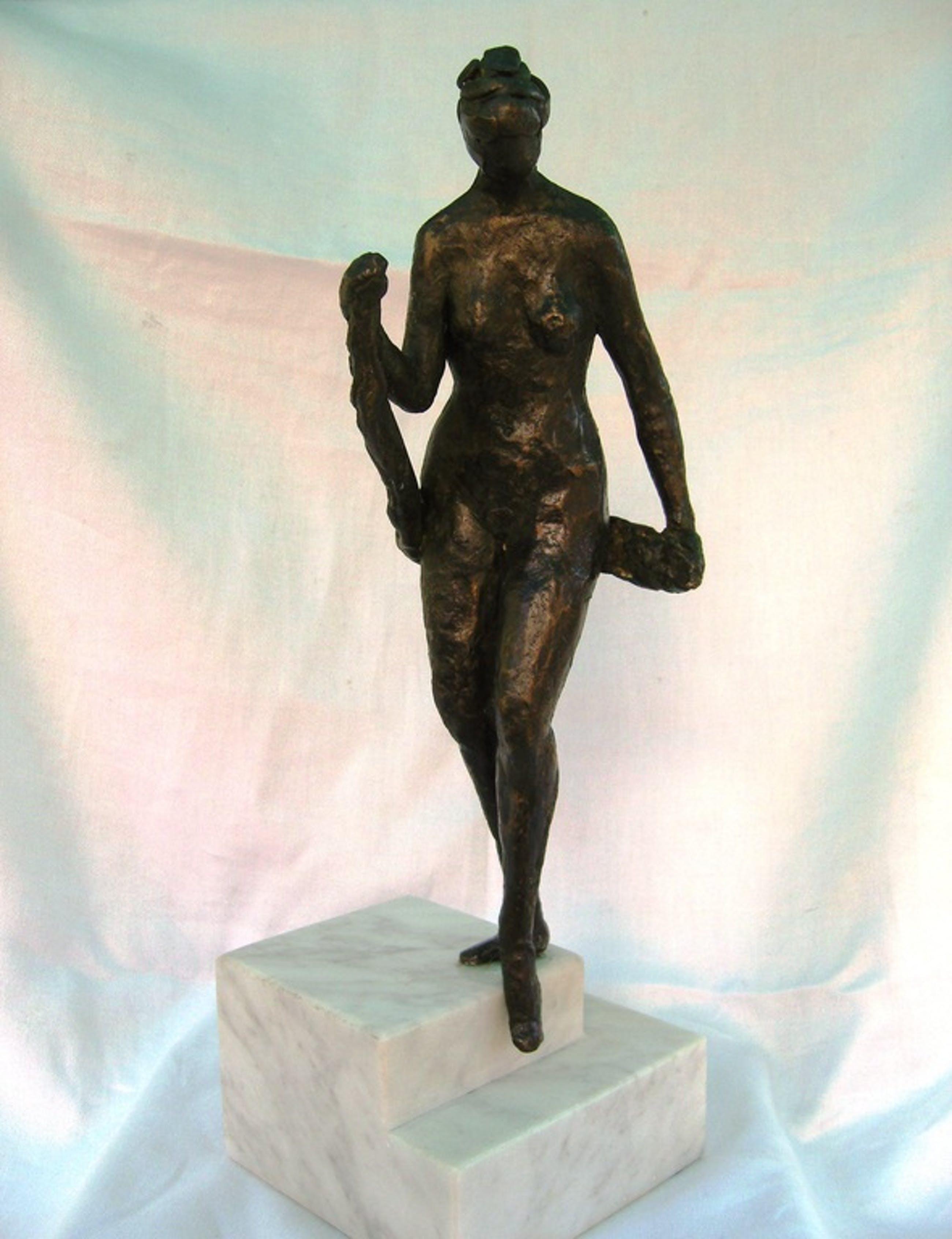 Meijns, Els : Schitterend brons van baadster. kopen? Bied vanaf 275!