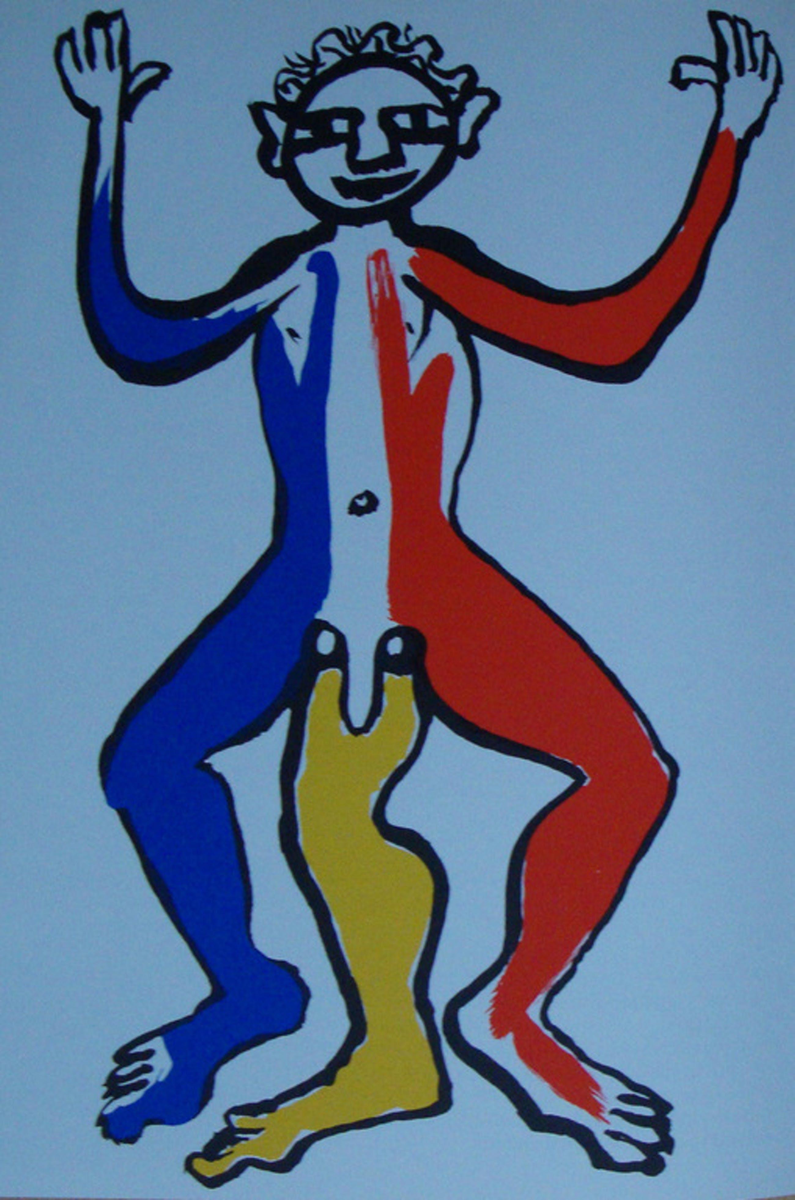 Alexander Calder: 2 originele litho's  uit de DLM 212 (1975) kopen? Bied vanaf 15!