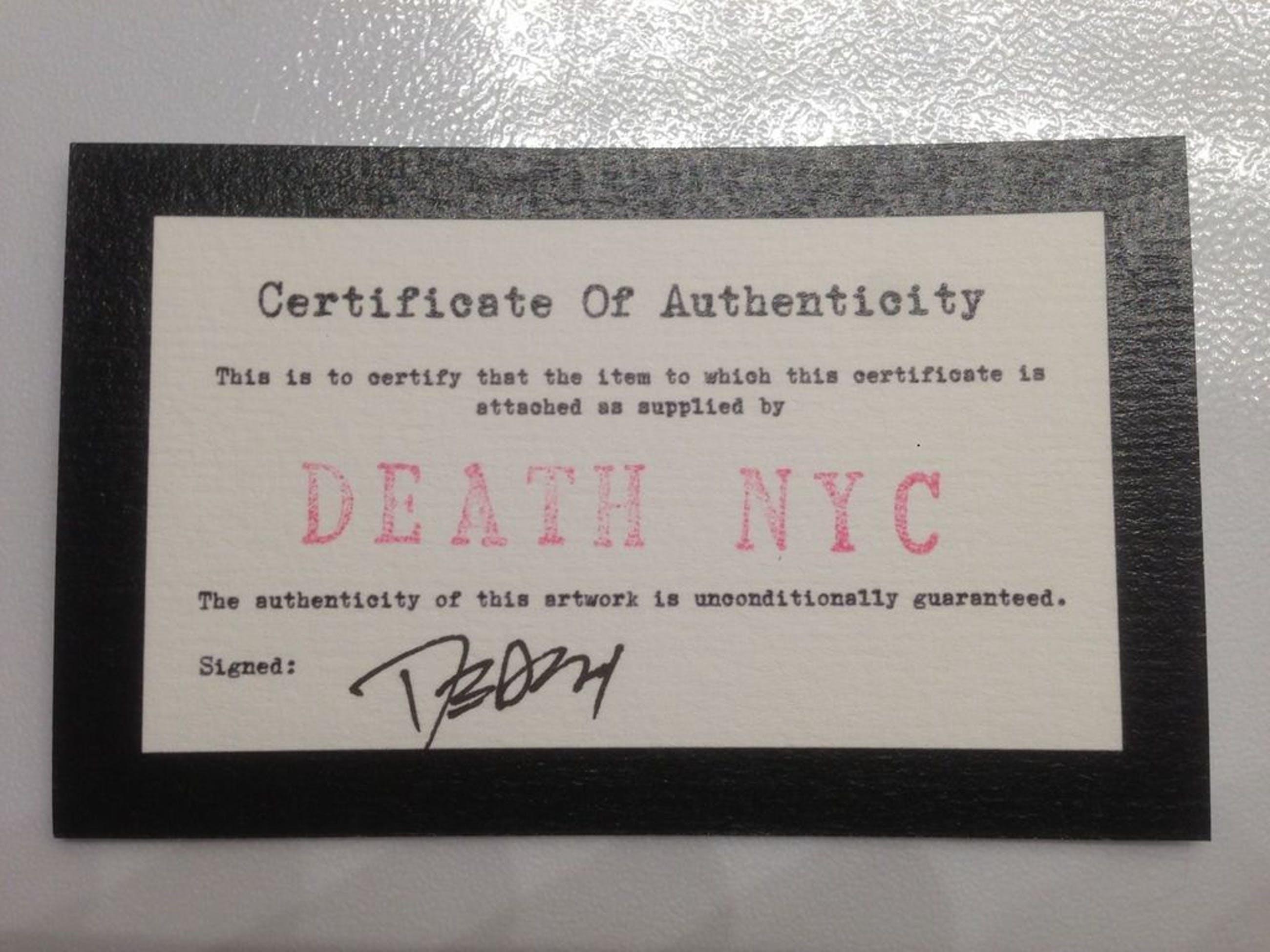 Dath NYC - Snowwhite Dollar kopen? Bied vanaf 1!