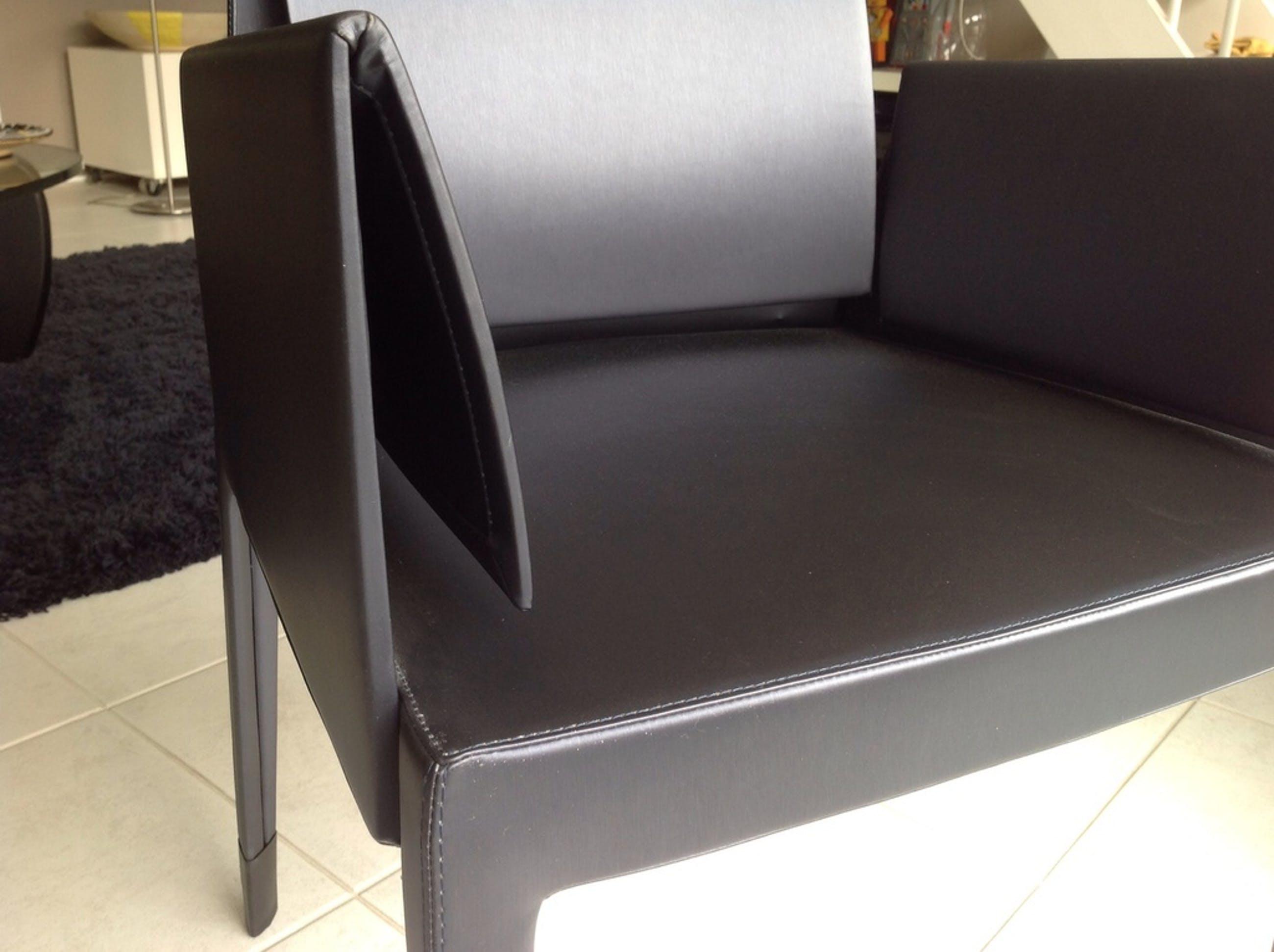 Luigi Baroli design stoel Mari voor Baleri Italia verkocht
