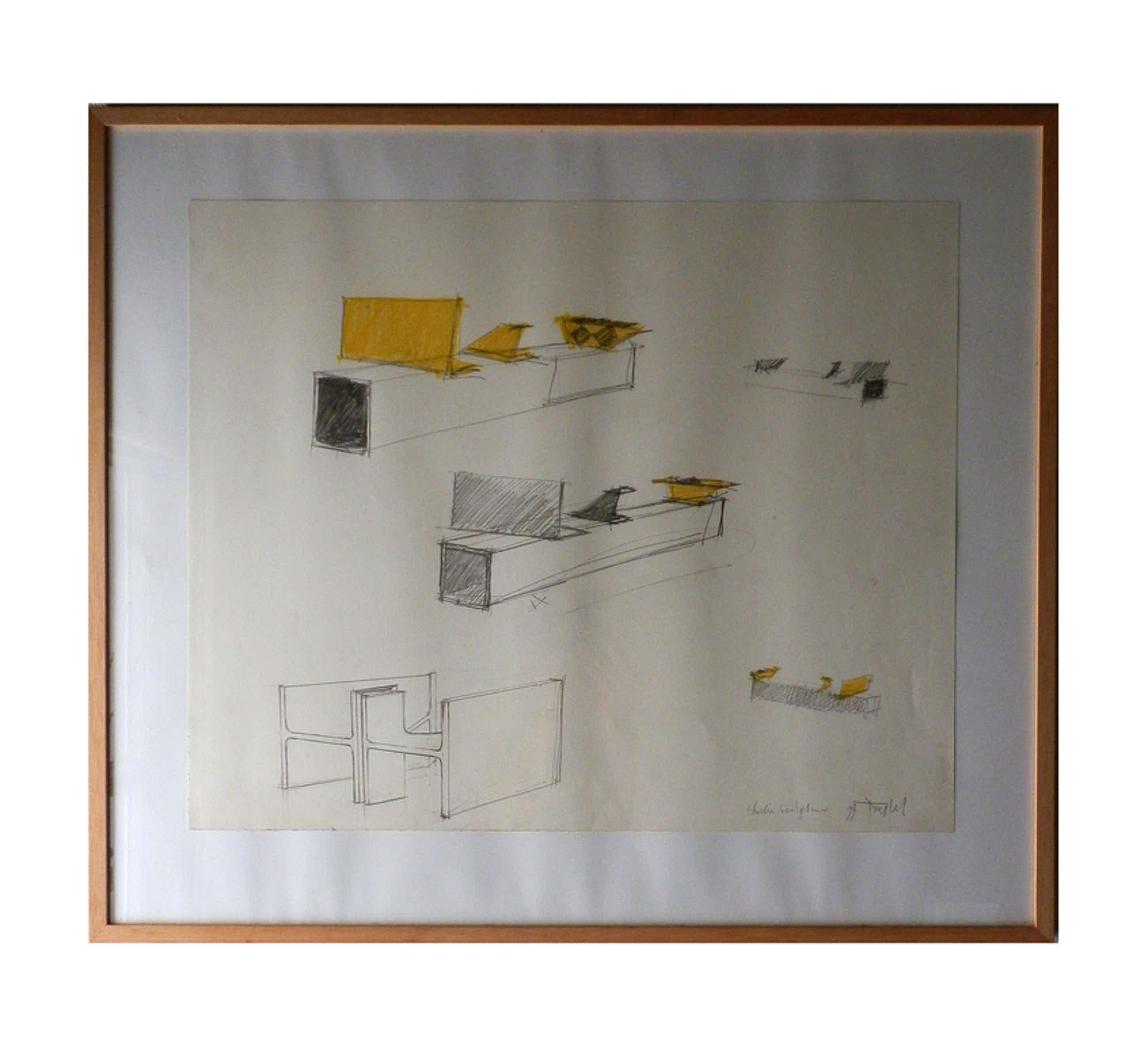 Piet Tuytel, Studie voor sculptuur, 1996 kopen? Bied vanaf 40!